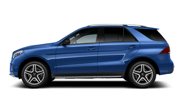 Mercedes-Benz GLE 43 4MATIC AMG 2019