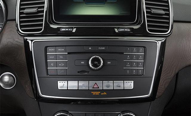 Mercedes-Benz GLE 550 4MATIC 2019 - photo 3