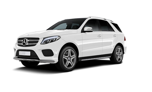 Mercedes-Benz GLE 550 4MATIC 2019