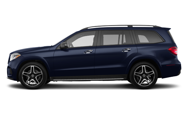 Mercedes-Benz GLS 550 4MATIC 2019