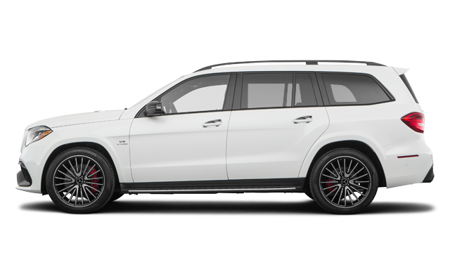 Mercedes-Benz GLS 63 AMG 4MATIC 2019