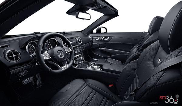 Mercedes-Benz SL AMG SL63 2019