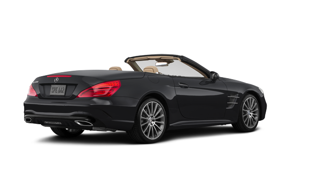 Mercedes-Benz SL SL550 2019
