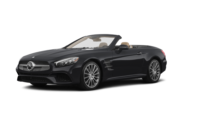 2019 Mercedes-Benz SL SL550