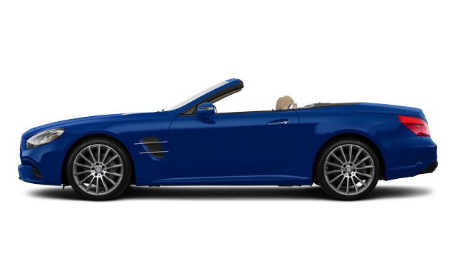 Mercedes-Benz SL550 2019