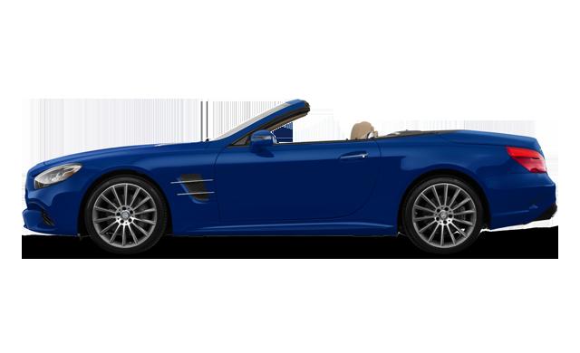 Mercedes-Benz SL550 2019