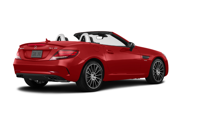 Mercedes-Benz SLC AMG 43 2019