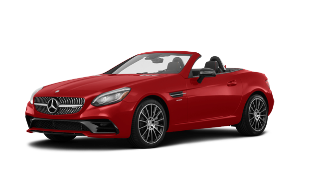 2019 Mercedes-Benz SLC AMG 43