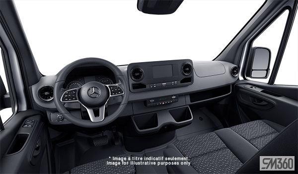 Mercedes-Benz Sprinter Châssis-Cabine 3500XD  2019