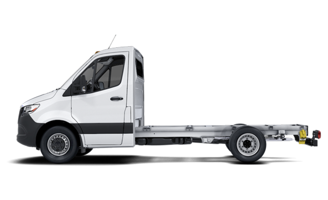 2019 Mercedes-Benz Sprinter Cab Chassis 3500XD