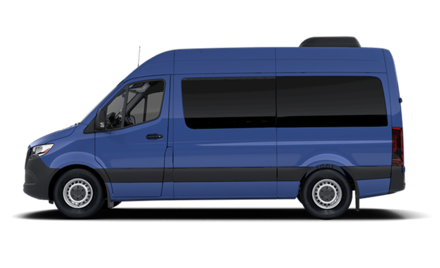 Mercedes-Benz Sprinter Combi 1500 - Essence BASE COMBI 1500 2019