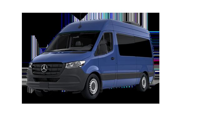 2019 Mercedes Benz Sprinter Passenger Van 2500 Starting At 66 495