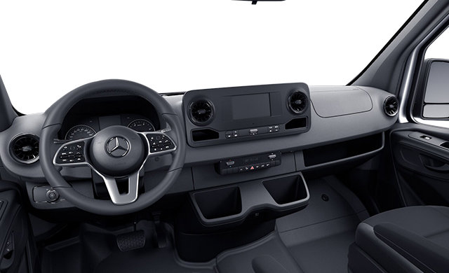 Mercedes-Benz Sprinter Crew Van 2500 -Gas BASE CREW VAN 2500 - Gas 2019 - photo 2