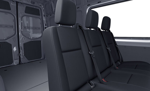 Mercedes-Benz Sprinter Équipage 2500 - Essence BASE ÉQUIPAGE 2500 - Essence 2019 - photo 1