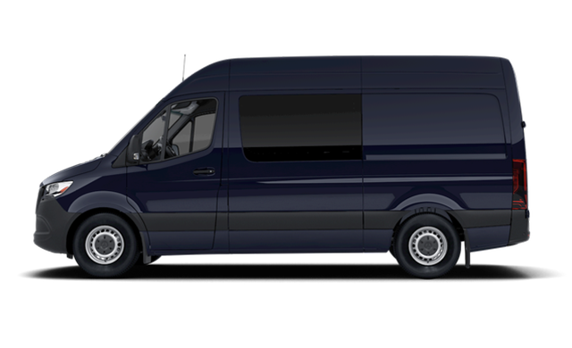 Mercedes-Benz Sprinter Crew Van 2500 -Gas BASE CREW VAN 2500 - Gas 2019