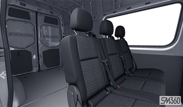 2019 Mercedes-Benz Sprinter 4x4 Crew Van 2500