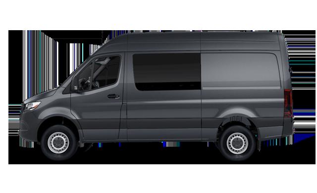 Mercedes-Benz Sprinter 4x4 Crew Van 2500 BASE 4X4 CREW VAN 2500 2019