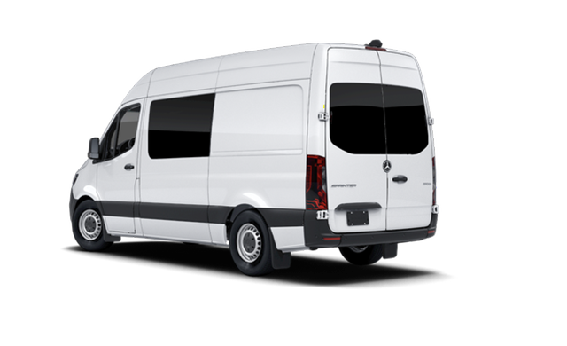 2019 Mercedes-Benz Sprinter Crew 2500