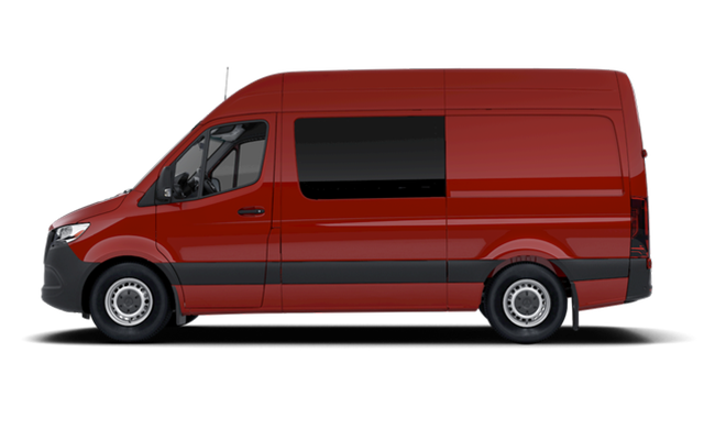 Mercedes-Benz Sprinter Crew 2500 BASE CREW VAN 2500 2019