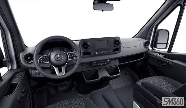 Mercedes-Benz Sprinter Équipage 3500XD 4X4  2019