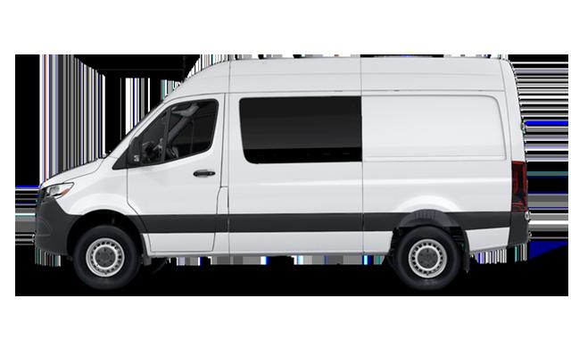 Mercedes-Benz Sprinter Crew Van 3500XD 4X4 BASE CREW VAN 3500XD 4X4 2019