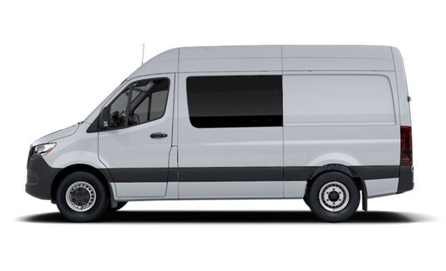 Mercedes-Benz Sprinter Crew Van 3500XD BASE CREW VAN 3500XD 2019