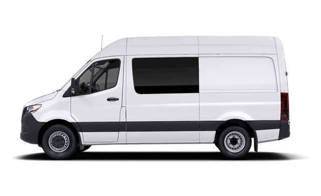 2019 Mercedes-Benz Sprinter Crew 4500