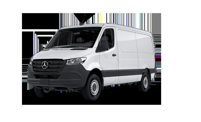 2019 Mercedes-Benz Sprinter Cargo Van 2500 4X4