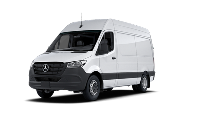Mercedes-Benz Sprinter Fourgon 3500  2019