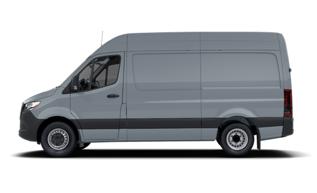 Mercedes-Benz Sprinter Fourgon 3500 BASE FOURGON 3500 2019