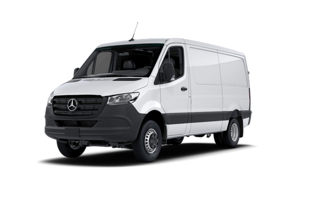 Mercedes-Benz Sprinter Fourgon 3500XD 4X4  2019