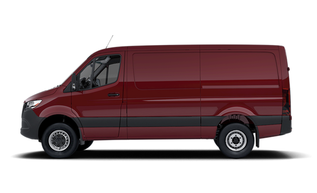 Mercedes-Benz Sprinter Fourgon 3500XD 4X4 BASE FOURGON 3500XD 4X4 2019