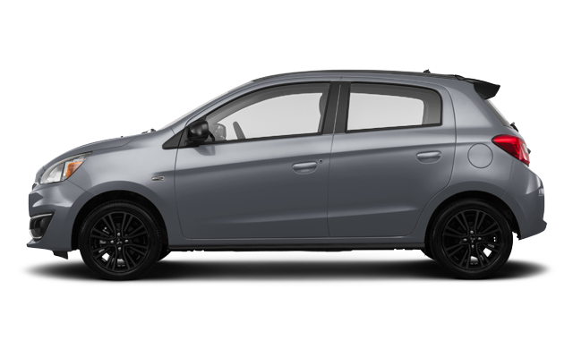 2019 Mitsubishi Mirage ES LIMITED EDITION