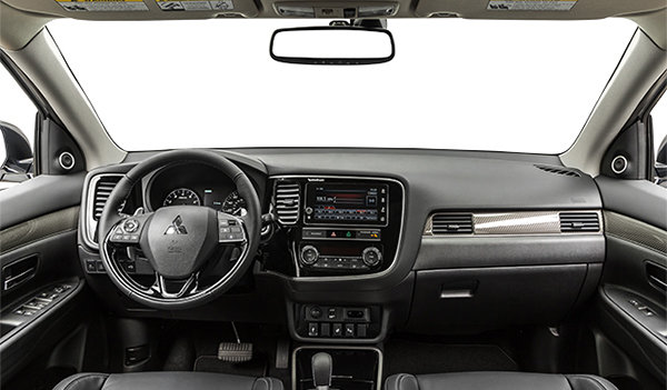 2019 Mitsubishi Outlander GT S-AWC