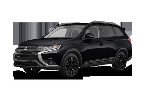 2019 Mitsubishi Outlander SE AWC BLACK EDITION