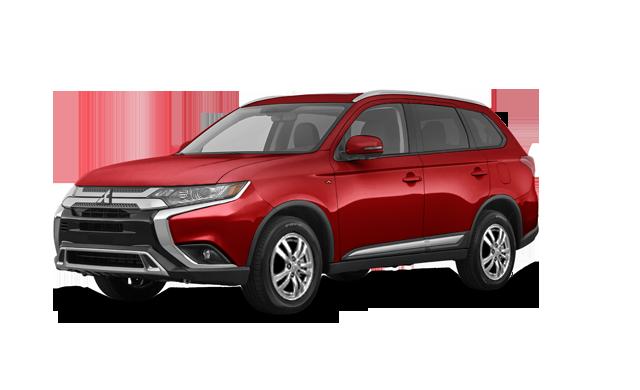 2019 Mitsubishi Outlander SE AWC