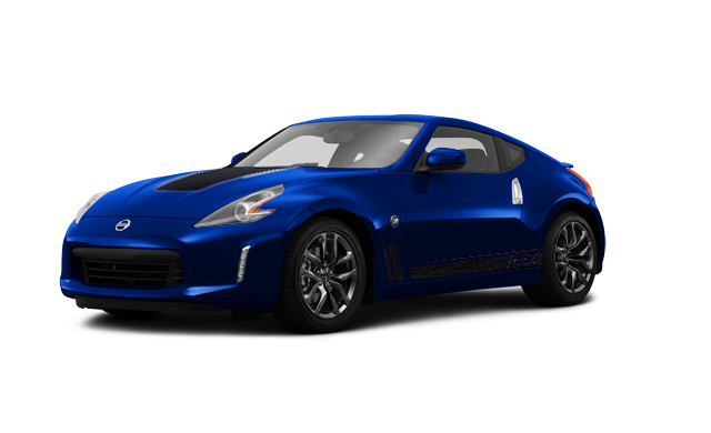 2019 Nissan 370z Coupe Heritage Blue From 33 048 Alma Nissan
