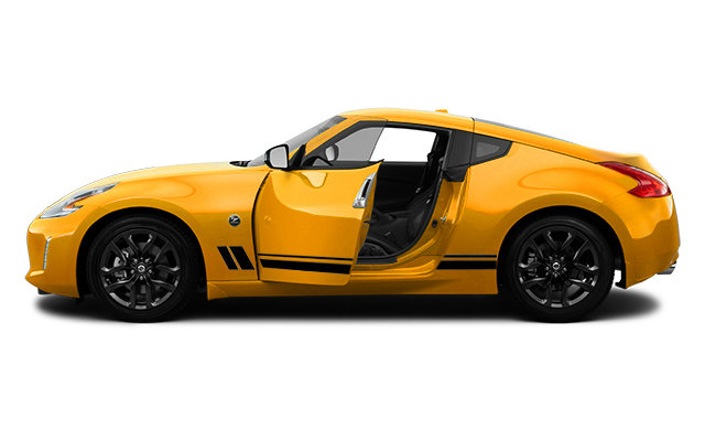 2019 Nissan 370Z Coupe Heritage Yellow - from $33,048 | Baie-Comeau