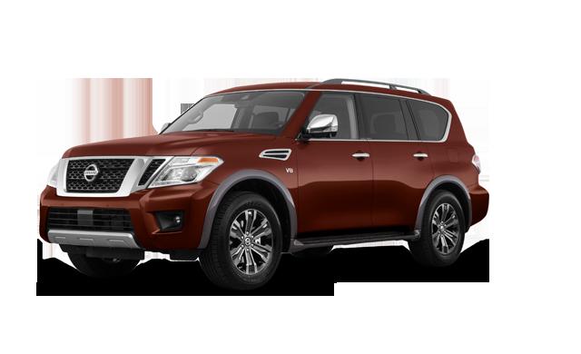 2019 Nissan Armada SL - from $59,548 | Jonker Nissan