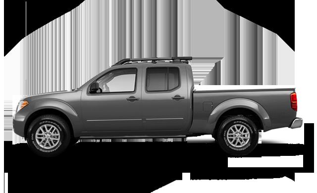 Nissan Frontier Crew Cab SV  2019
