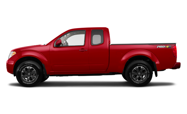Nissan Frontier King Cab PRO-4X  2019