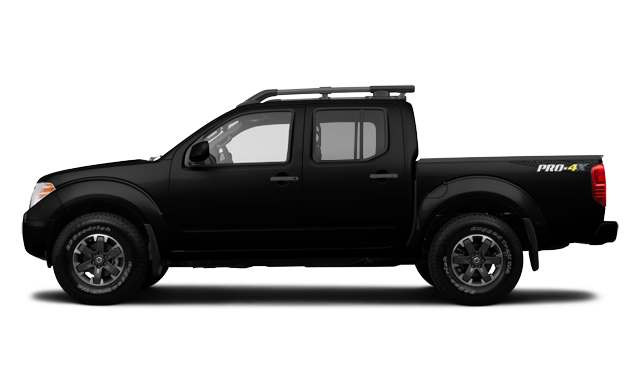 Nissan Frontier PRO-4X Cabine Double 2019