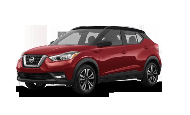 2019 Nissan Kicks SV - from $22,893 | Jonker Nissan