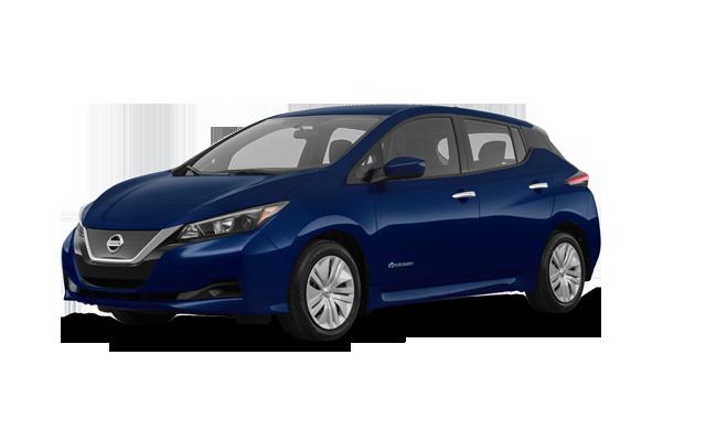 Nissan Leaf Lease >> 2019 Nissan Leaf S - from $38,448   Jonker Nissan