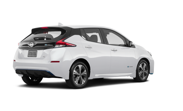 Nissan Leaf SV PLUS 2019