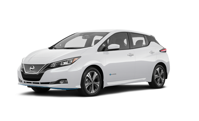 2019 Nissan Leaf SV PLUS
