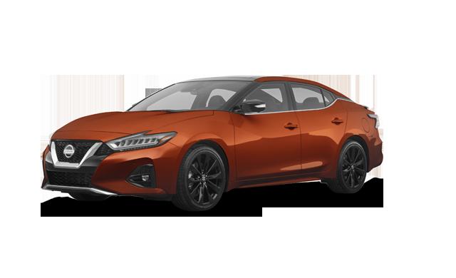 2019 Nissan Maxima SR - from $43,630 | Jonker Nissan