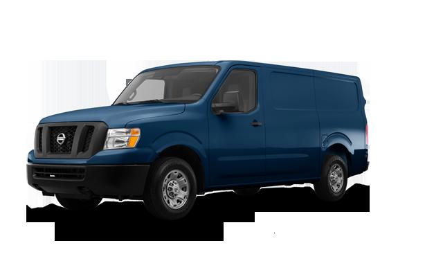 2019 Nissan NV Cargo 2500 S - from $35,839   McDonald Nissan