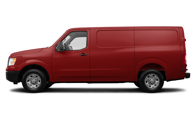 Nissan NV Cargo 2500 S 2019