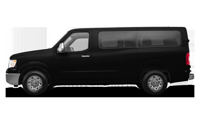 Nissan NV Passenger 3500 SV 2019